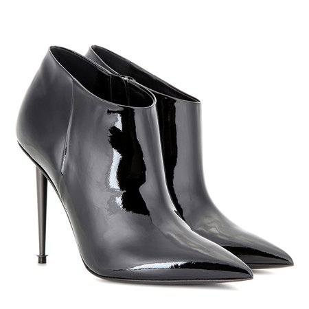 Black Leather Spring/Fall Boots