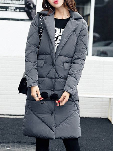 Casual H-line Coat