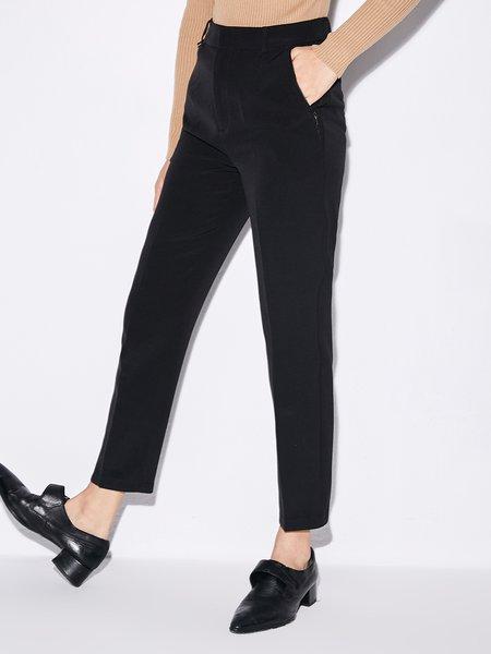 Work Solid Straight Leg Pants