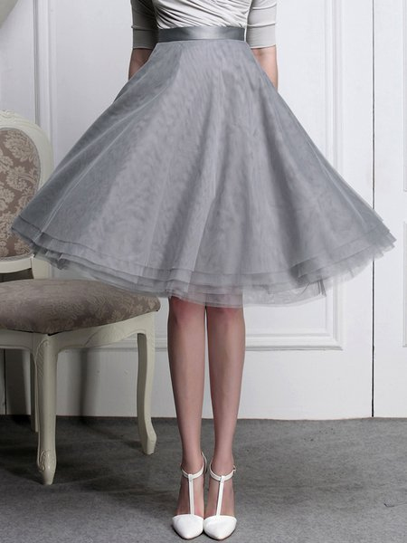 https://www.stylewe.com/product/gray-swing-plain-elegant-mesh-midi-skirt-89686.html