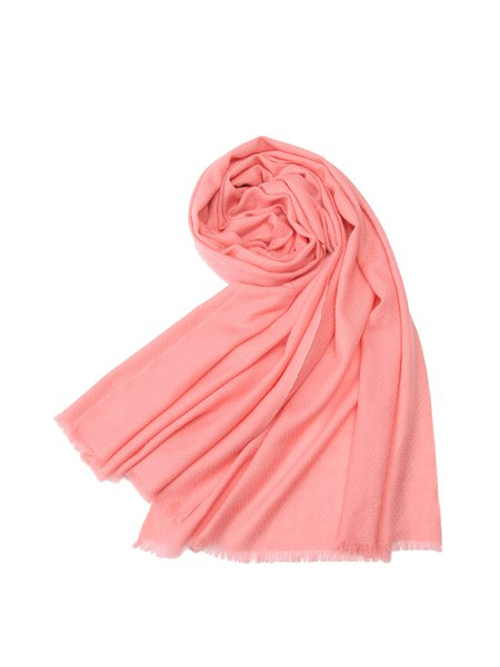 Plain Casual Wool Scarf
