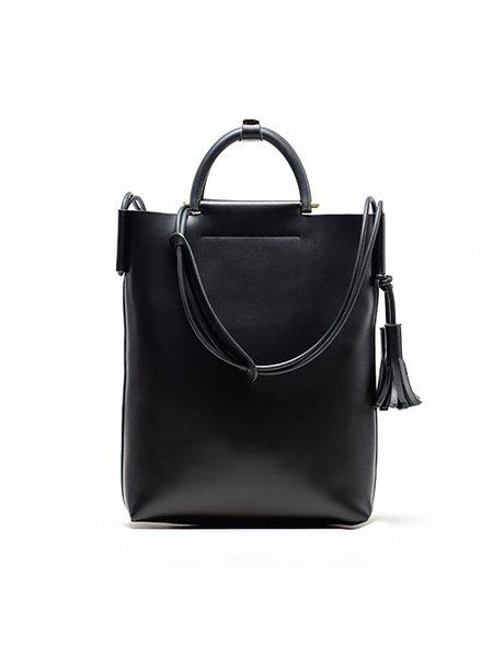 Casual Medium Snap Shoulder Bag