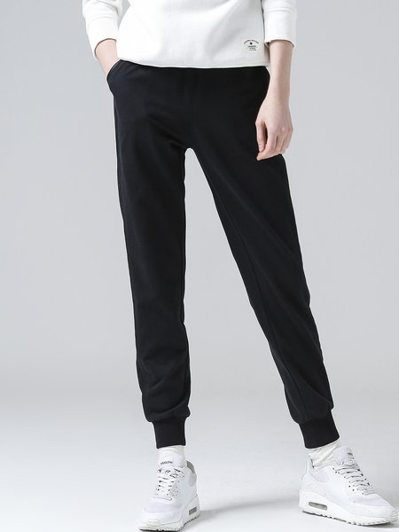 Cotton Binding Sports Track Pants