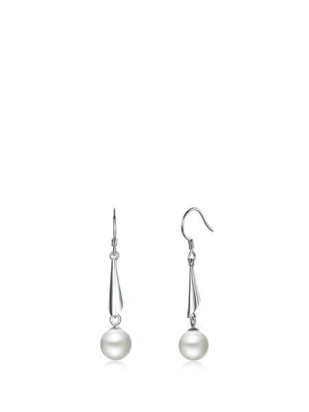 Silver 925 Sterling Silver Earrings