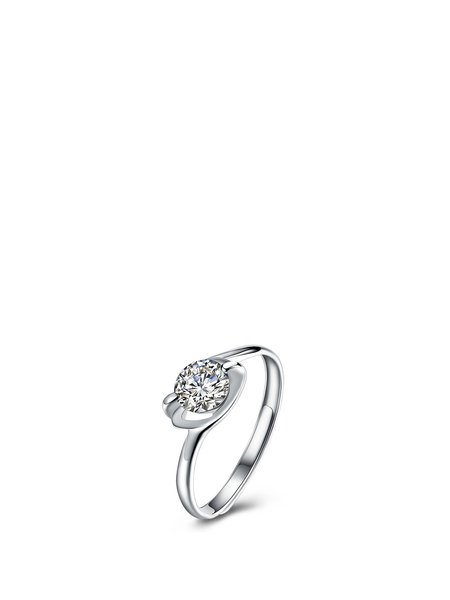 Silver 925 Sterling Silver Ring