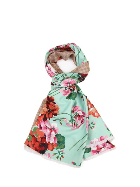 Floral Casual Scarf