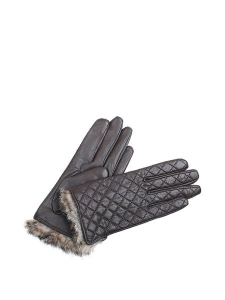 Solid Parkas Casual Gloves