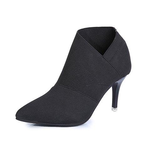 Stiletto Heel Ankle Boot