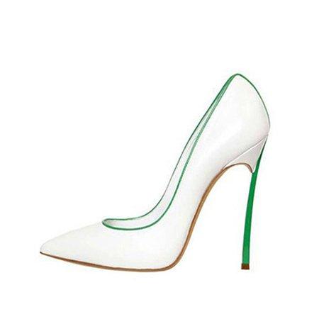 Green High Heel Heels
