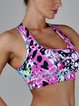 Quick Dry Scoop Neck Sports Bra