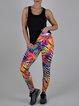 Multicolor Printed Breathable Leggings