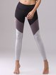 Color Block Breathable Quick Dry Leggings