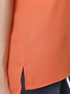 Orange Resort Polyester Cami