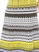 Crew Neck Stripes Resort Sleeveless Maxi Dress