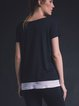 Stretchy Breathable Modal Sports Top T-shirt