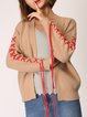 Plain Casual Long Sleeve Knitted Cocoon Cardigan