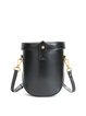 Mini Magnetic Cowhide Leather Retro Crossbody
