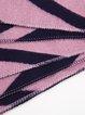 Casual Silk Stripes Scarf