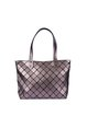 Dark Purple Statement Magnetic Tote
