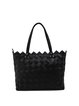 Casual Zipper Medium Nylon Tote