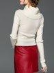 H-line Elegant Turtleneck Sweater