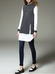 Long Sleeve H-line Casual Tunic