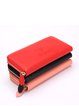 Red Small Casual Wallet
