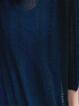 Black Viscose Plain Short Sleeve Short Sleeved Top