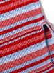 Spaghetti Polyester Two Piece Sleeveless Casual Midi Dress