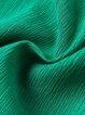 Casual 3/4 Sleeve Asymmetric Midi Dress