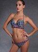 Geometric Bandage Printed Bikini