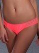 Pink Halter Caged Bikini