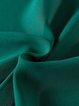Dark Green Guipure Lace Two Piece Midi Dress