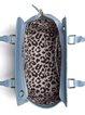 Casual Small PU Zipper Satchel