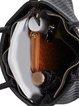 Black Leather Medium Tote