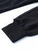 3/4 Sleeve Elegant Mesh Paneled Crew Neck Mini Dress