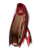 Magnetic Medium Retro Cowhide Leather Shoulder Bag