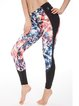Multicolor Breathable Stretchy Bottom Leggings