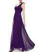Sweetheart Elegant Ruffled One Shoulder Evening Dress
