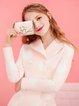 Mini Pink Snap Sweet Wallet
