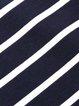 Paneled Short Sleeve Pockets Casual Polyester Midi Dress
