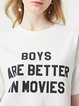 Casual Crew Neck Letter Shorts Sleeve T-Shirt