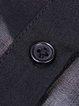 Shirt Collar Short Sleeve Casual Floral-print Chiffon Tunic