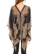 Resort Abstract Half Sleeve Printed Kimono