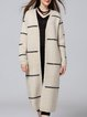 Long Sleeve Stripes Casual Cardigan