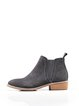 Suede Casual Low Heel Boots