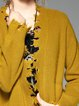 Casual Angora-blend Long Sleeve