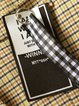 Checkered/Plaid Long Sleeve Statement Patch Blazer