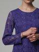Cotton Long Sleeve Casual Mini Dress