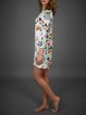 Botanical Floral Graden Tonic Dress